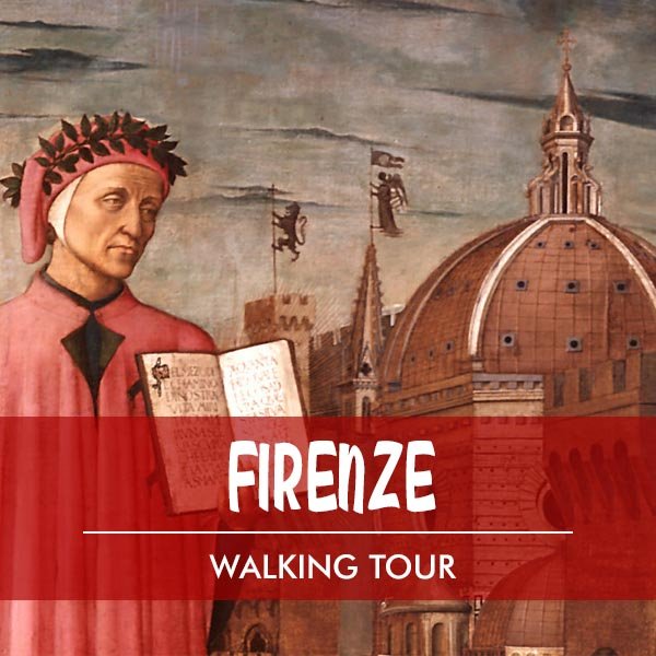 Walking tour a Firenze - Visita Guidata Dante Alighieri