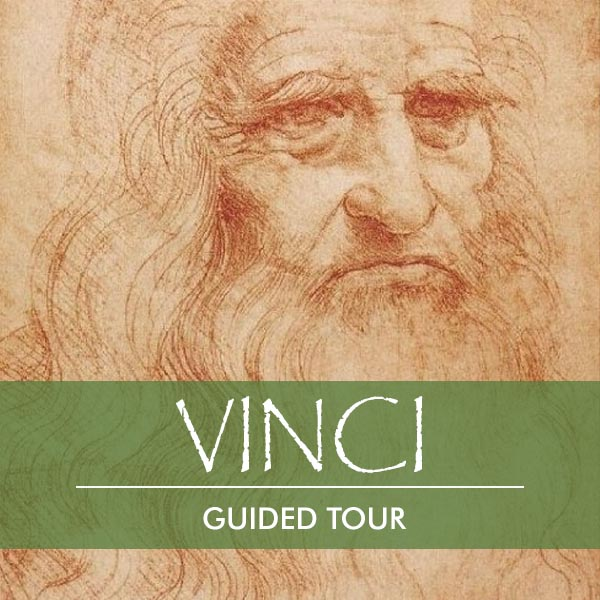 Guided Tour in Vinci