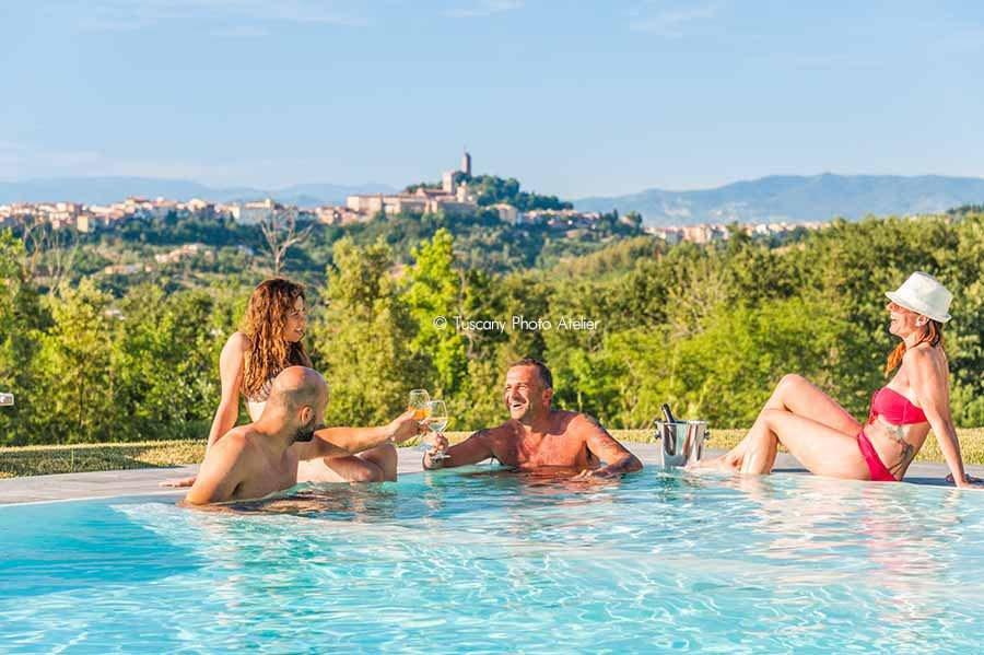 Servizio Fotografico per resort a San Miniato e provincia di Pisa