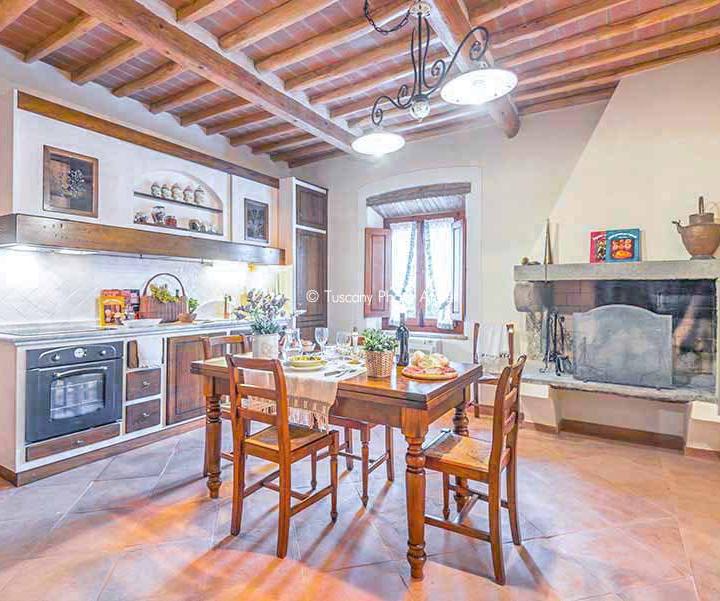 Foto di interni a Cerreto Guidi