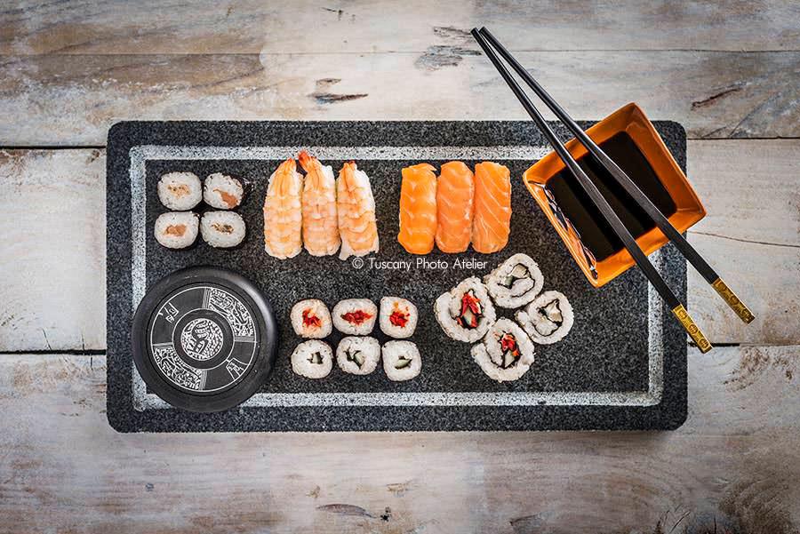Servizi fotografici food per piatti ristorante