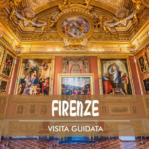 Visita guidata a Palazzo Pitti Firenze