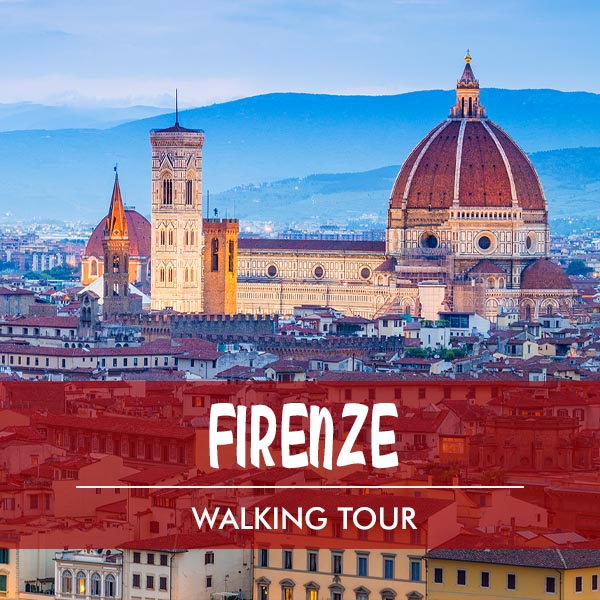 Walking tour a Firenze - Visita Guidata