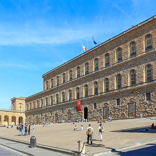 Visita guidata Firenze palazzo Pitti