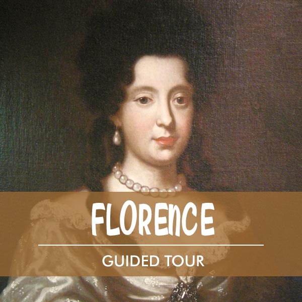 Guided Tour in Florence Anna Maria de'Medici
