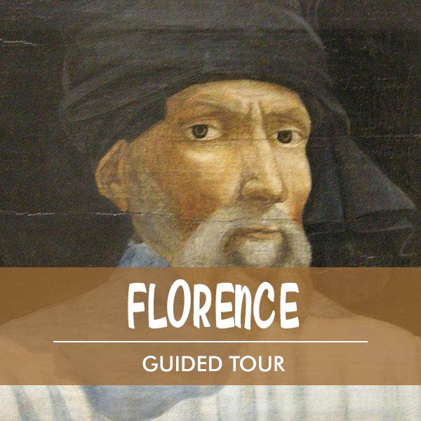 Guided Tour in Florence Donatello