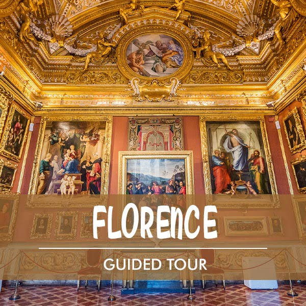 Guided Tour in Pitti Palace Florence