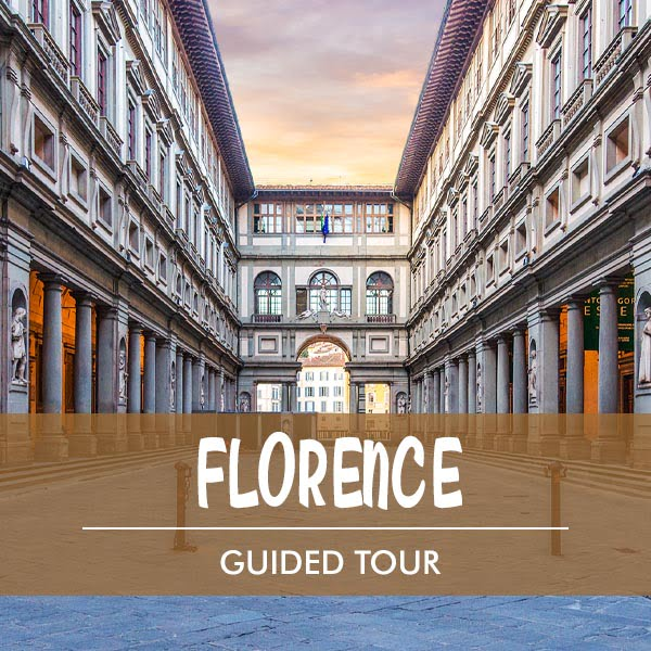 Guided Tour in Uffizi Gallery Florence