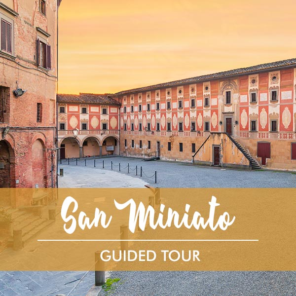 Guided Tour in San Miniato Tuscany