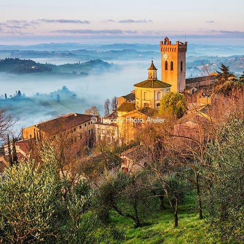Itinerario Fotografico a San Miniato