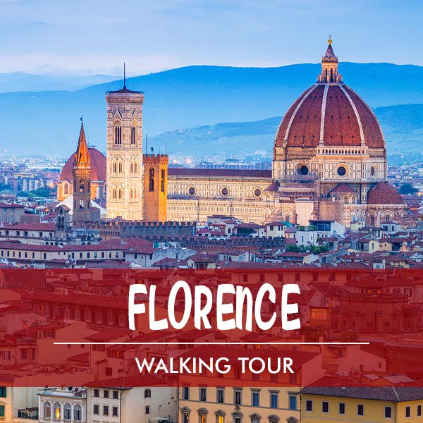 Walking tour in Florence - Guided tour
