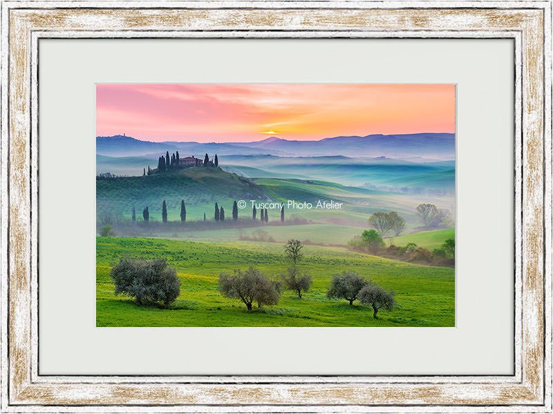 Stampa Fine Art Paesaggio Toscana