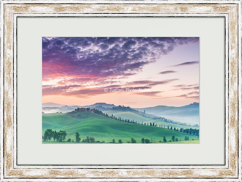 Stampa Fine Art paesaggi toscani