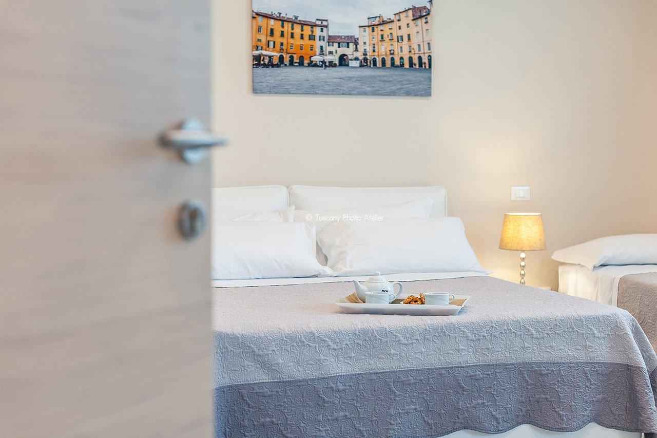 Foto di interni per strutture ricettive Siena, Firenze e Pisa