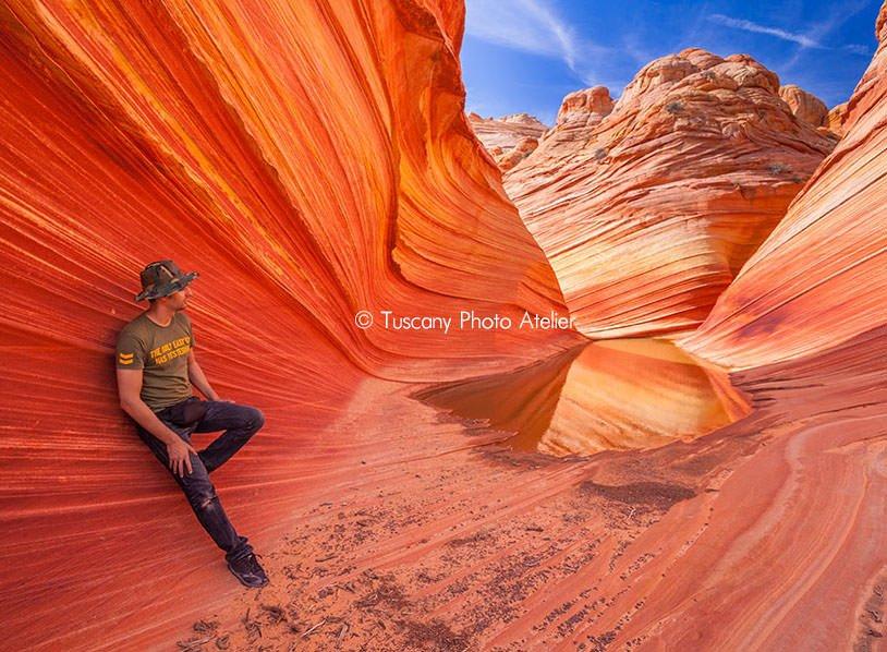 The wave - Usa, Utah, Arizona
